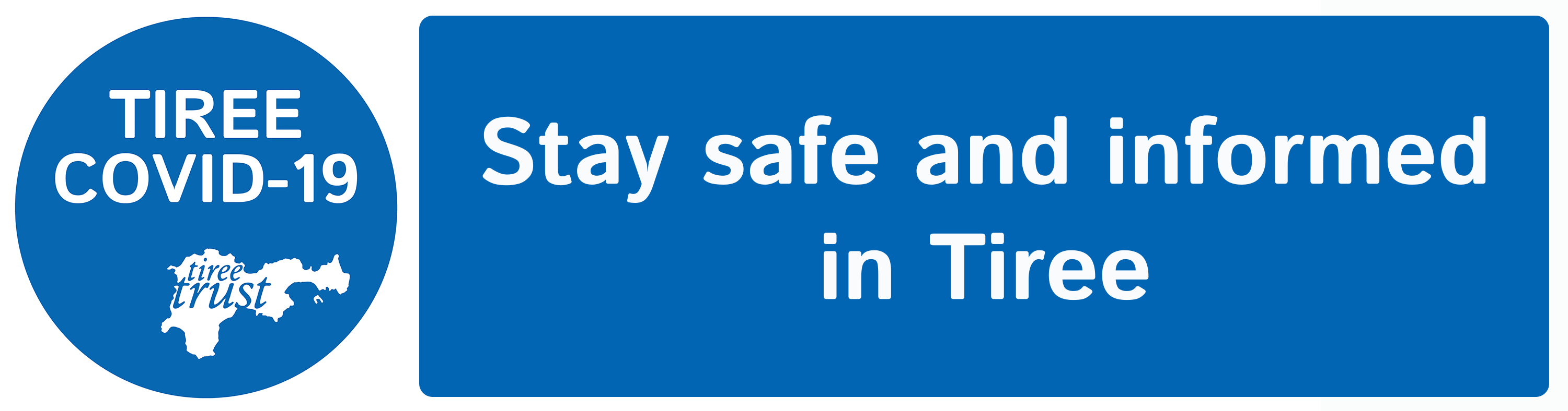 Header Image - Stay safe and informed in Tiree