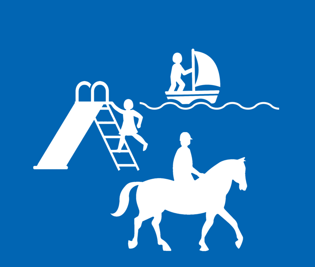 Leisure and Activities Icon
