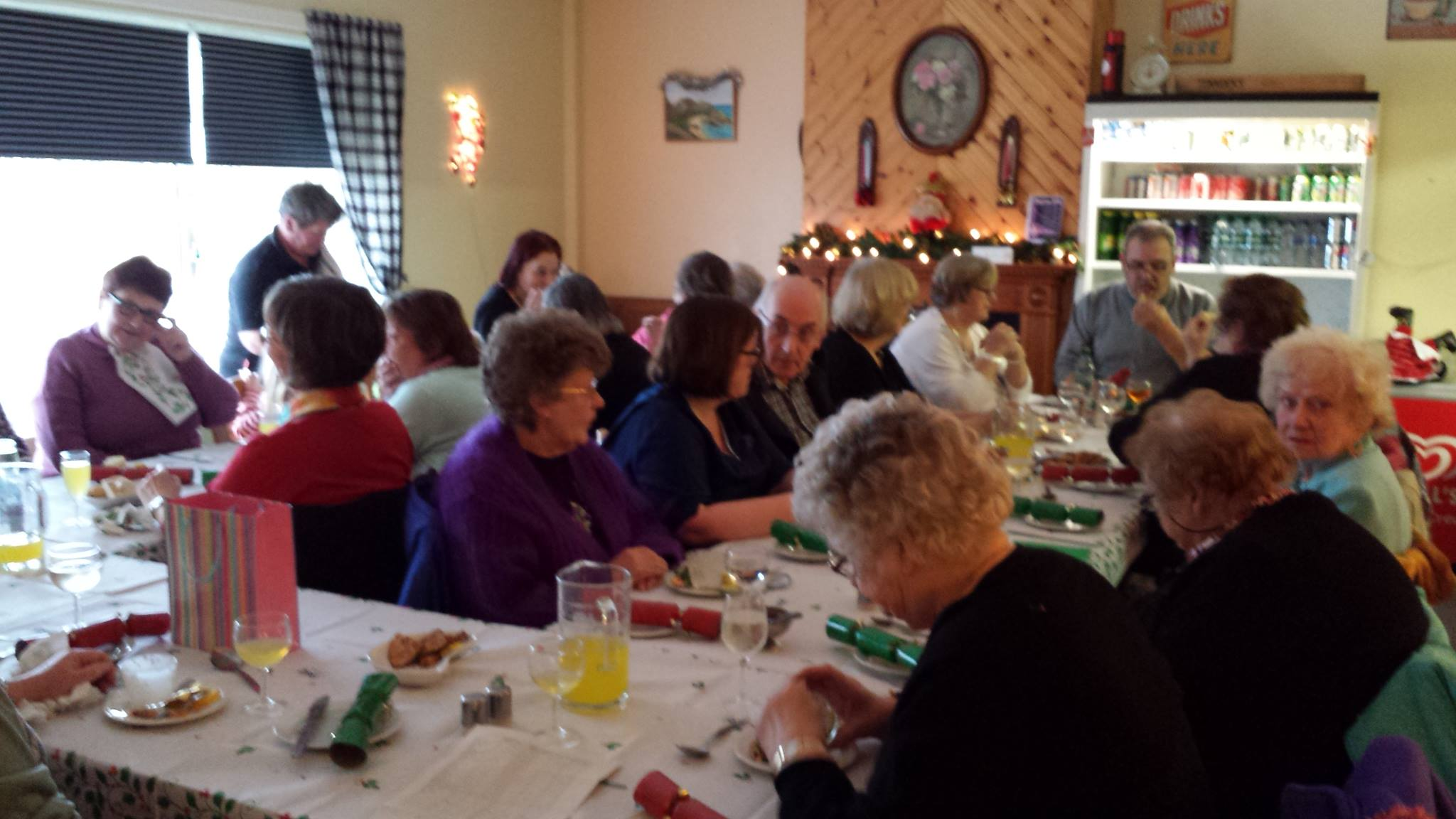 Tiree Resource club Christmas Lunch